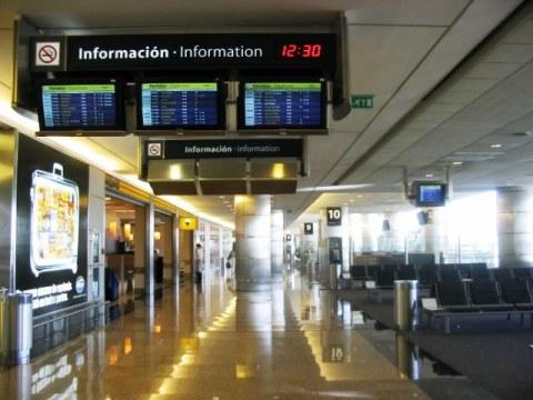 El Aeroparque Metropolitano Jorge Newbery