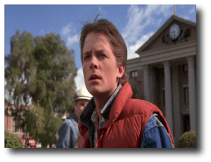 1. Back to the Future