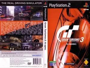 2. Gran Turismo 3- A-Spec
