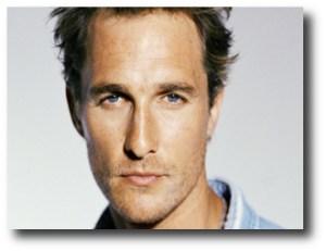 8. Matthew McConaughey