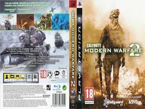 9. Call of Duty- Modern Warfare 2