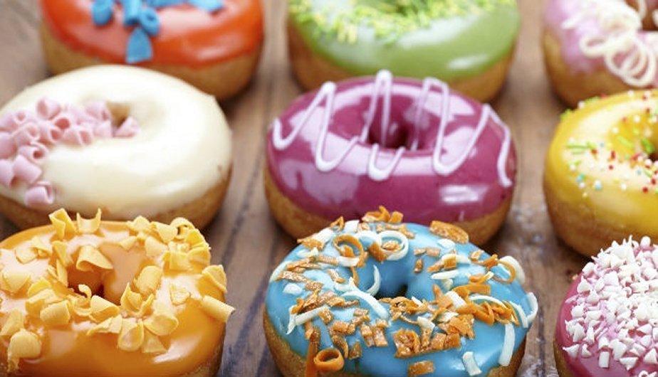 Los 10 postres con más calorías