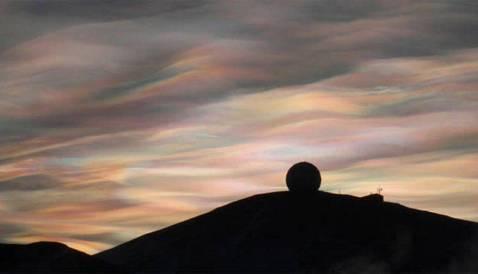 La estación McMurdo de la NASA