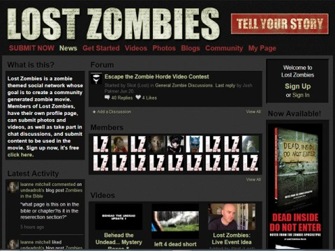 Lost Zombies