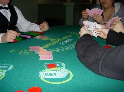 poker caribeño