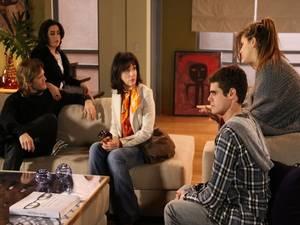 5. Hablar con la familia