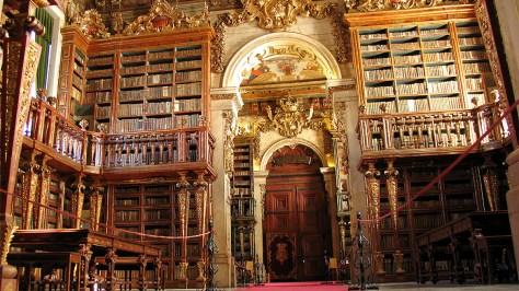 Biblioteca General de la Universidad de Coimbra