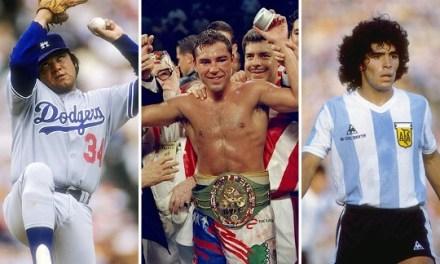 Los 10 deportistas latinos más influyentes del mundo 2013