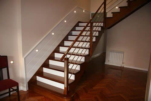 Barandales de escalera