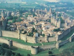 2. Carcassonne