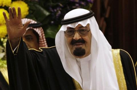 Abdullah bin Abdul Aziz al-Saud