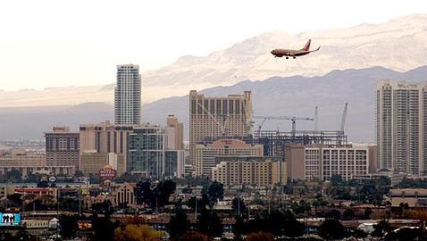 Aeropuerto McCarran de Las Vegas