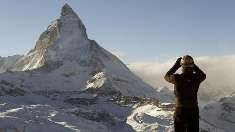La ruta Chamonix-Zermatt