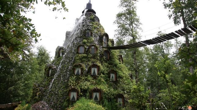 Los 10 hoteles más raros del mundo