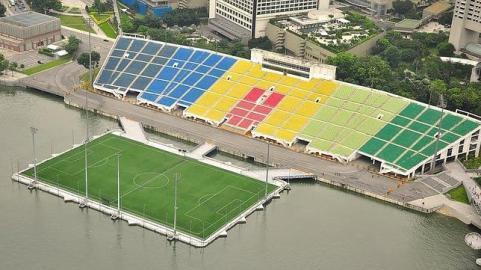 The Float Stadium