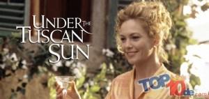 3. Under the Tuscan Sun