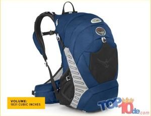 Las 10 mejores mochilas para los aventureros