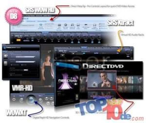 9. DirectDVD 8 SE