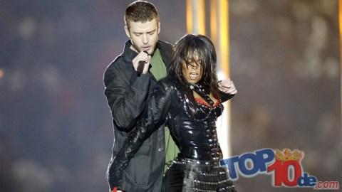 Janet Jackson y Justin Timberlake