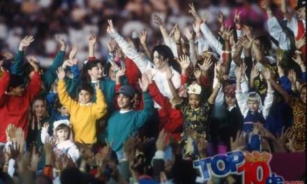 Las 10 mejores presentaciones musicales en el Super Bowl