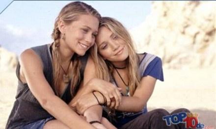 Las 10 mejores películas de las gemelas Olsen