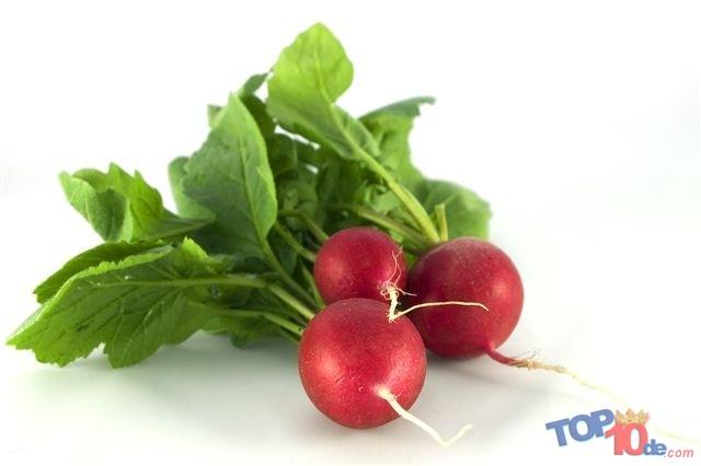 Los 10 beneficios a la salud de los rábanos