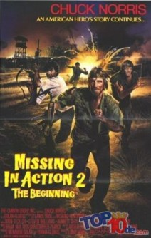 10.  Missing In Action 2