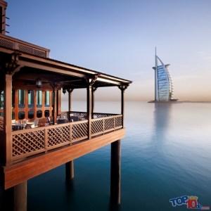 Los 10 mejores restaurantes de Dubái