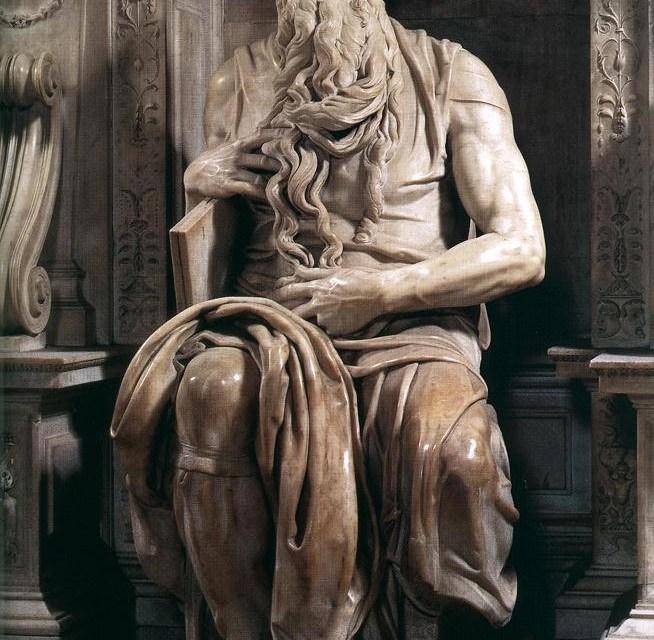 Las 10 esculturas más famosas de Europa.