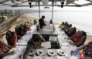 Los 10 restaurantes más extraños en el mundo
