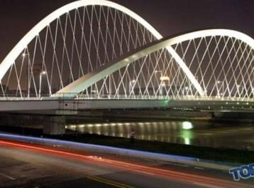 El puente de Tianjin