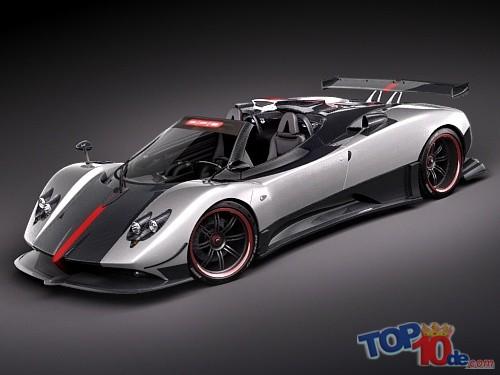 Los 10 coches más costosos del mundo