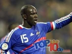 Los 10 mejores jugadores del fútbol francés en su historia