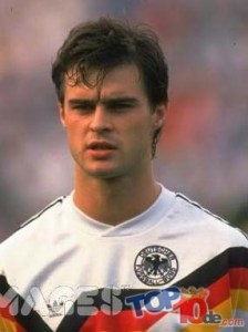 Los 10 jugadores de Alemania con más partidos de Copa del Mundo