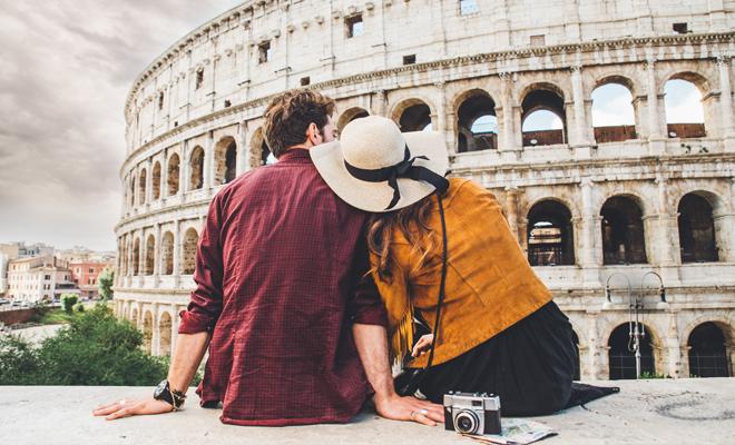4 beneficios de viajar en pareja