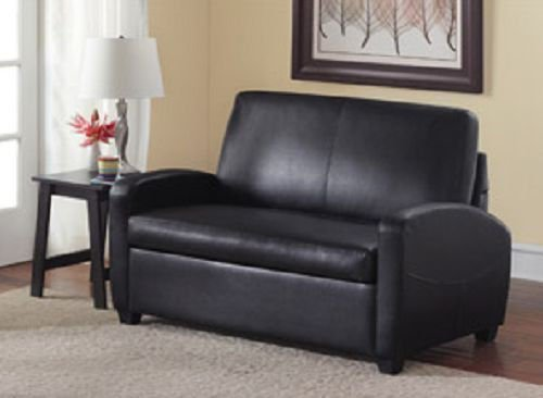 Best Leather Reclining Sofas Mainstay Sleeper Convertible Recliner Sofa