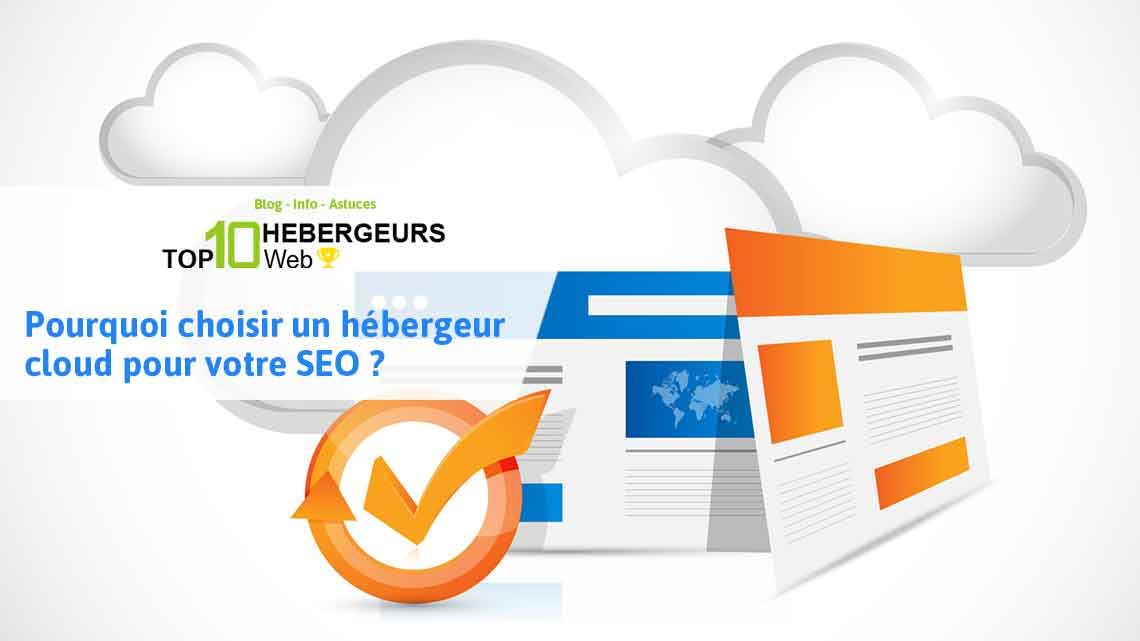 hebergeur cloud seo