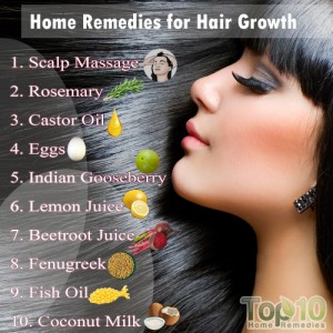 How To Make Your Hair Grow Faster Top 10 Home Remedies