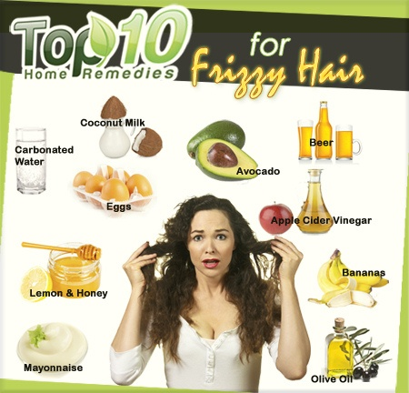 Home Remedies For Frizzy Hair Page 2 Of 3 Top 10 Home