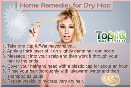home reme s for dry hair top 10 home reme s