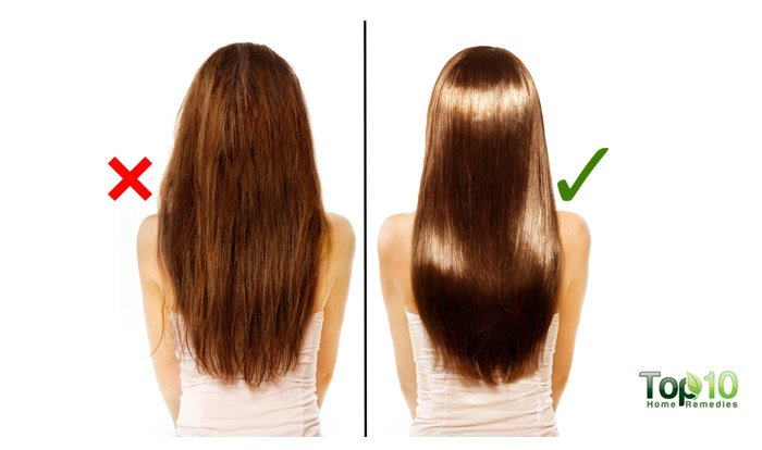 Home Remedies To Get Straight Hair Top 10 Home Remedies