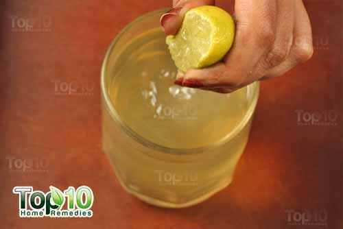 DIY ginger tea step7