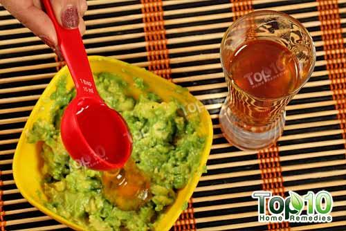 avocado and honey face mask final