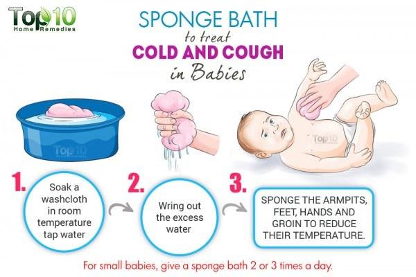 Newborn Bath Sponge