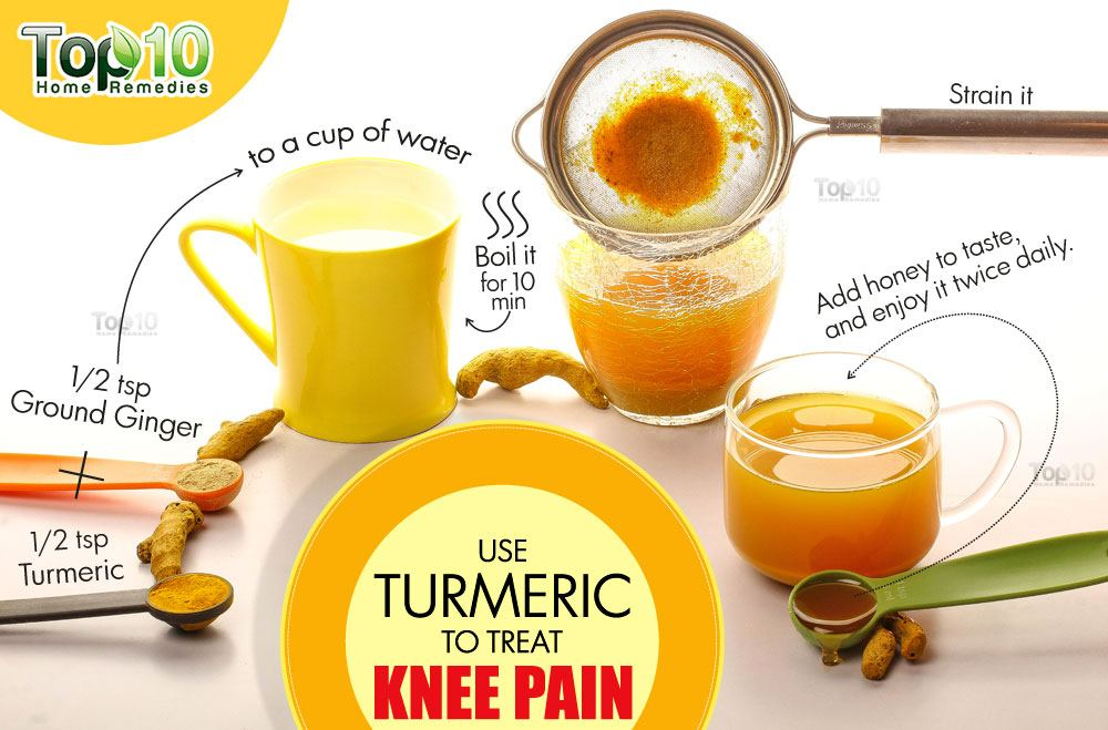 Home Remedies for Knee Pain | Top 10 Home Remedies