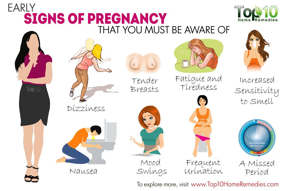 10 Early Signs of Pregnancy That You Must Know   Top 10 ...