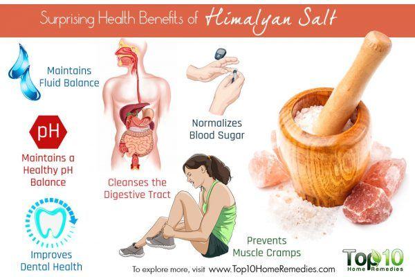 himalayan sal health benefits