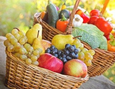 buy produce in season