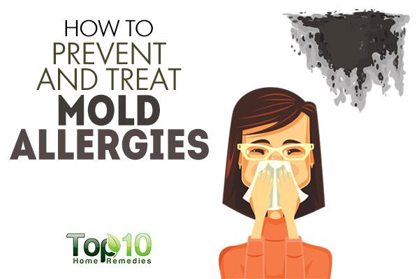 How to Prevent and Treat Mold Allergies  Top 10 Home Remedies