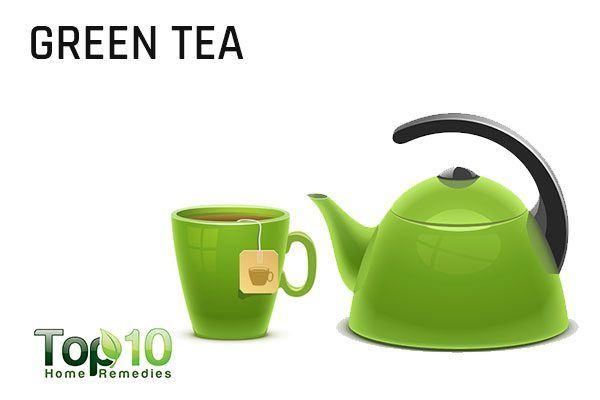 green tea for  for alzheimer's disease